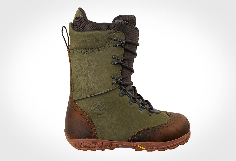 Restricted Rover Snowboard Boots - lumberjac.com
