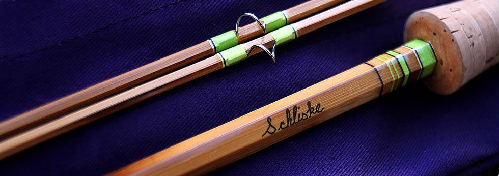 Schliske Bamboo Fly Rods - lumberjac.com