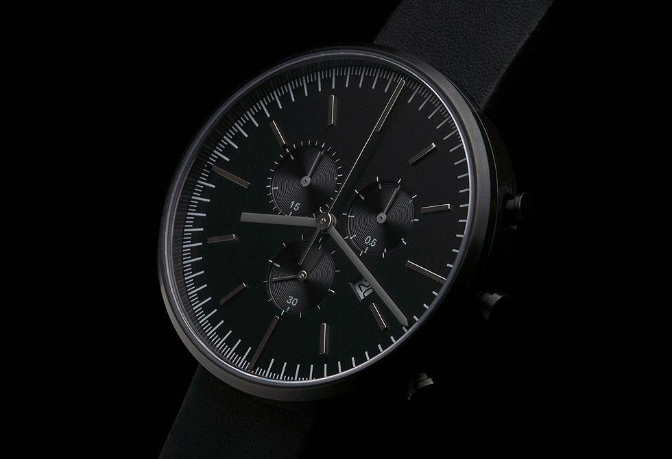 Uniform Wares 302 Series Timepiece - lumberjac.com