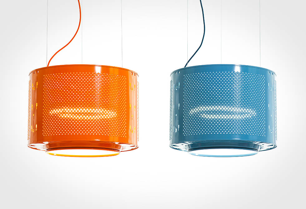 Drum Lamp - lumberjac.com