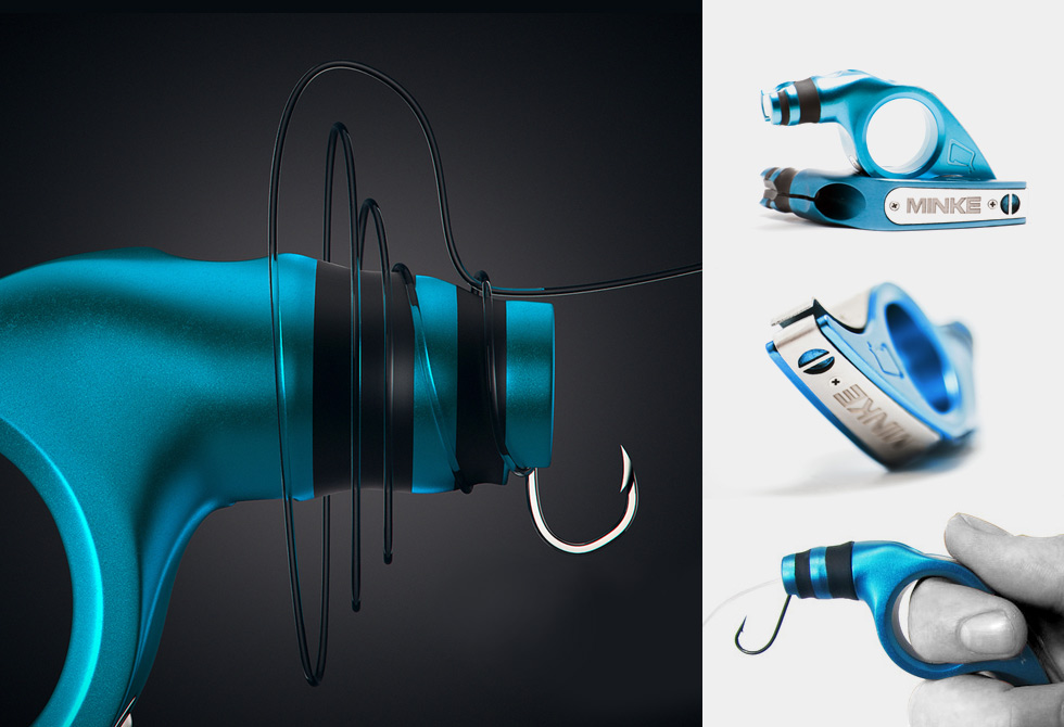 Minke Fishing Multi-Tool