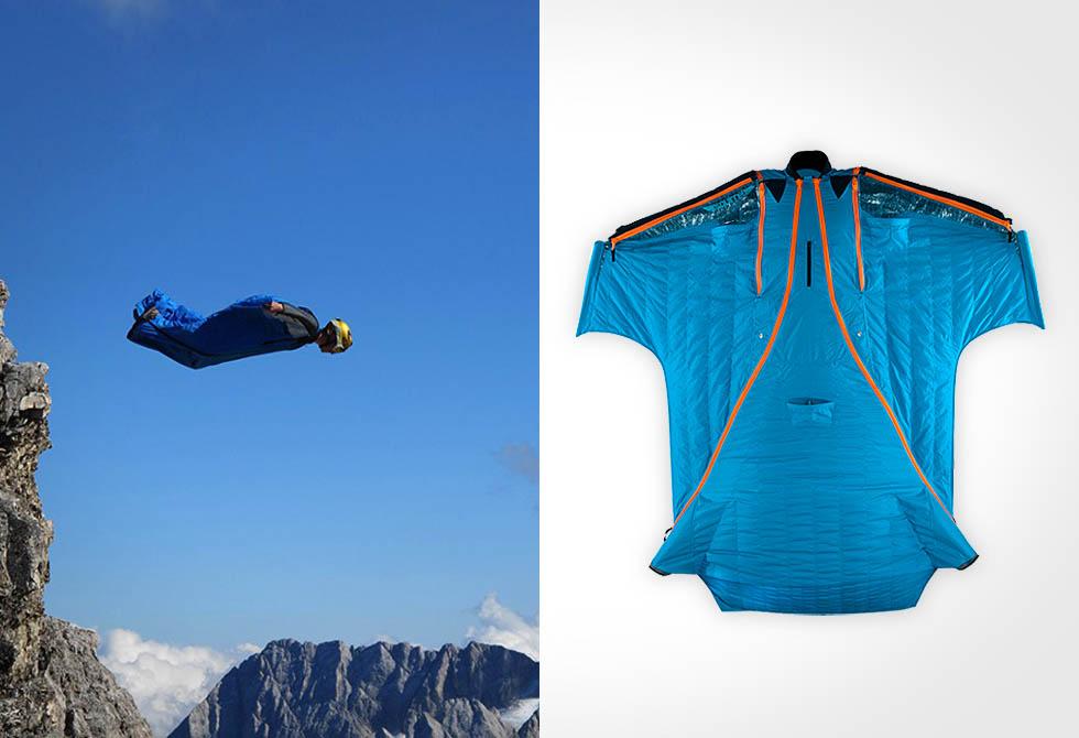 Squirrel Colugo Wingsuit - lumberjac.com
