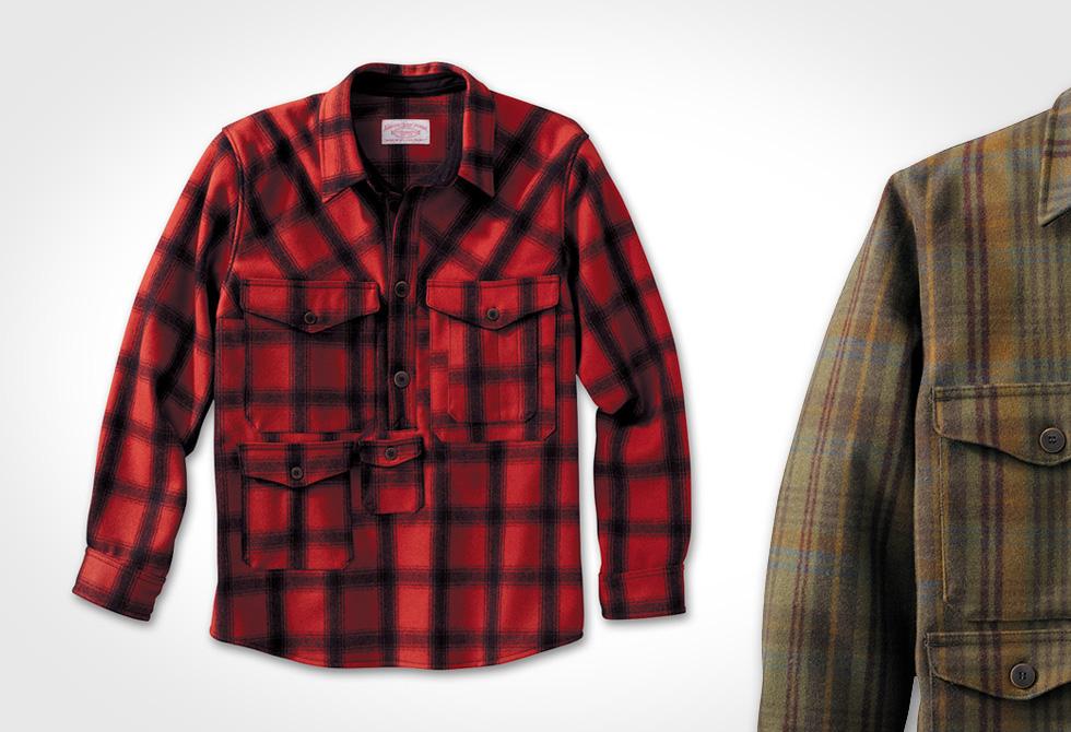 1912 Cruiser Shirt - LumberJac