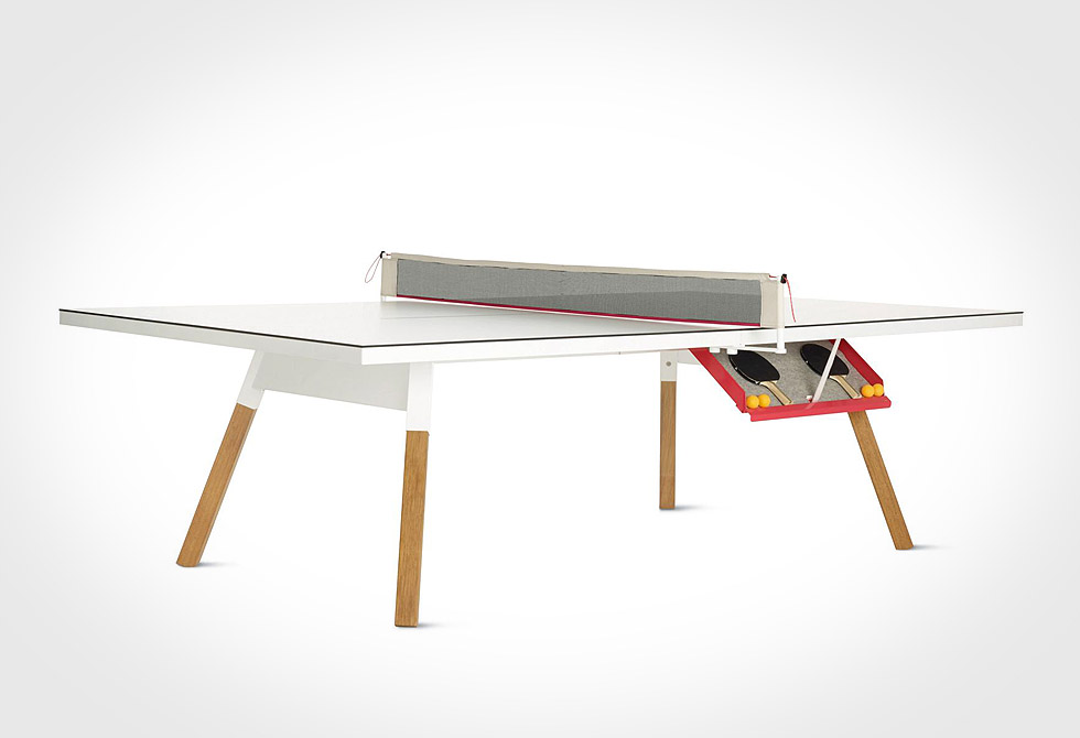 Bola Service Table - LumberJac