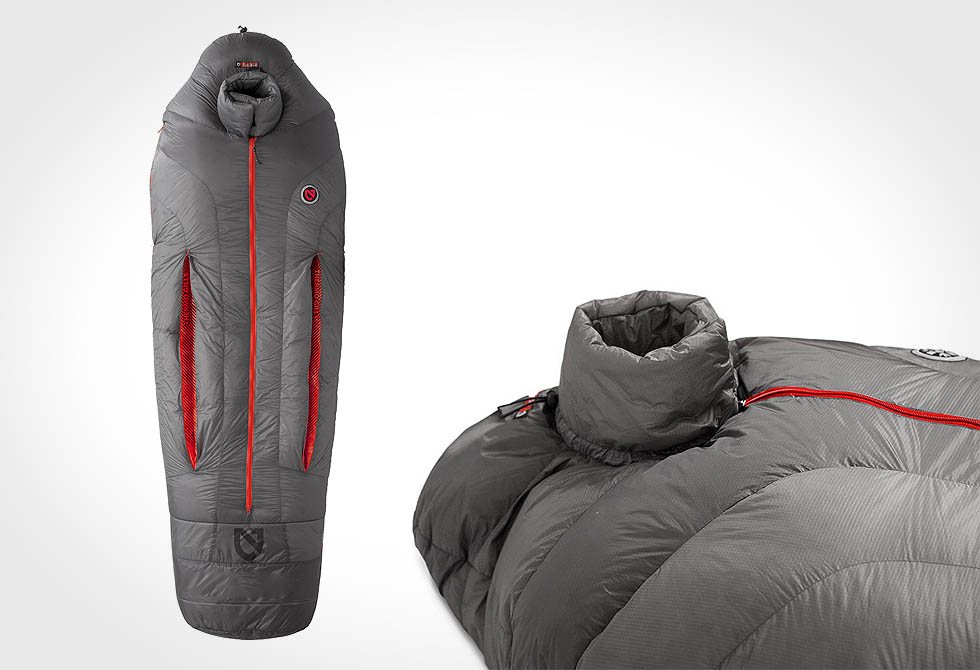 Canon -40 Sleeping Bag - LumberJac