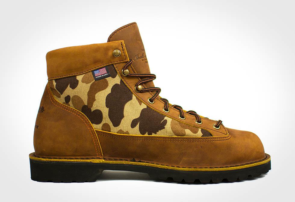 Danner x Ball and Buck Boots - LumberJac