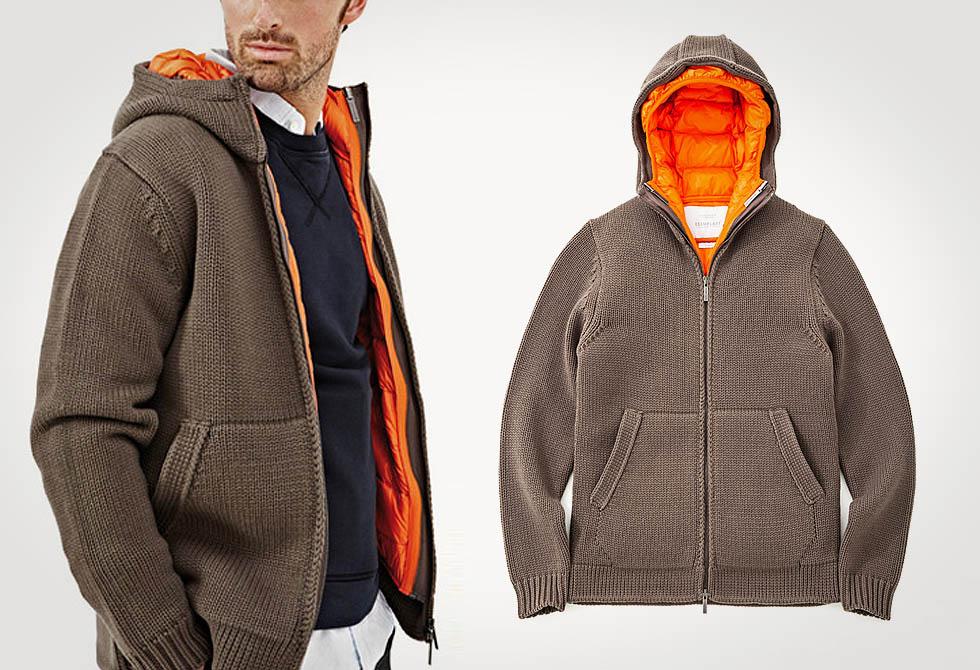 Knitwear Newbeauchamp Jacket - LumberJac