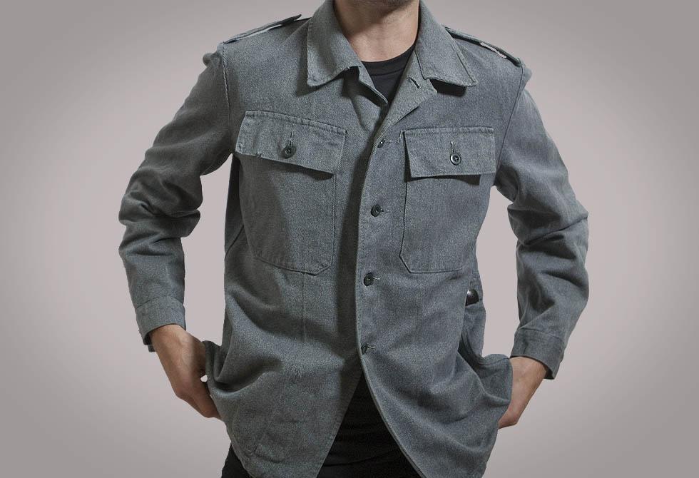 Selvage Prison Denim Jacket - LumberJac