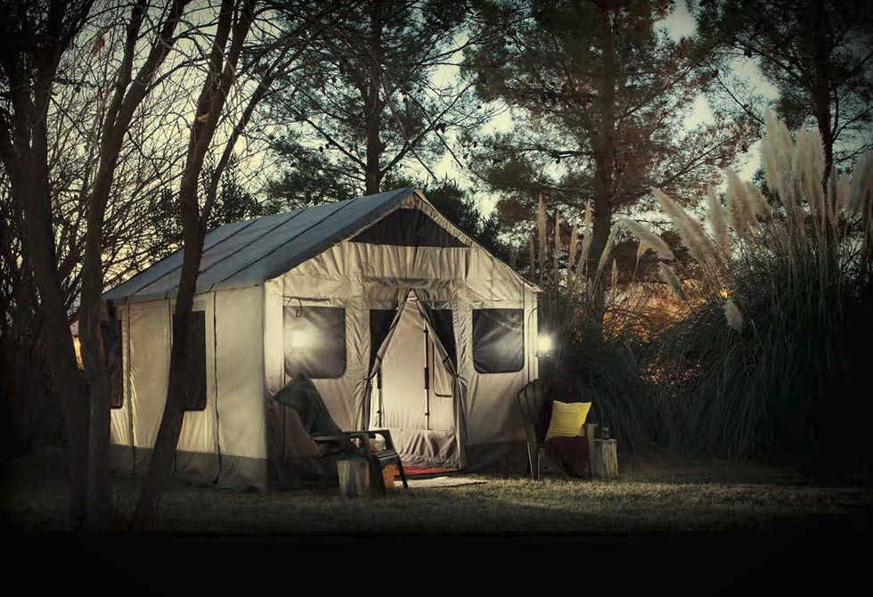 Safari Tent by Barebones