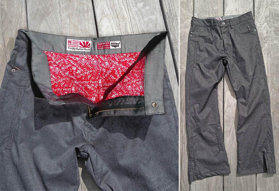 Mo'Better x Fillmore Pants - LumberJac