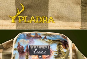 Pladra Murph Detail - LumberJac