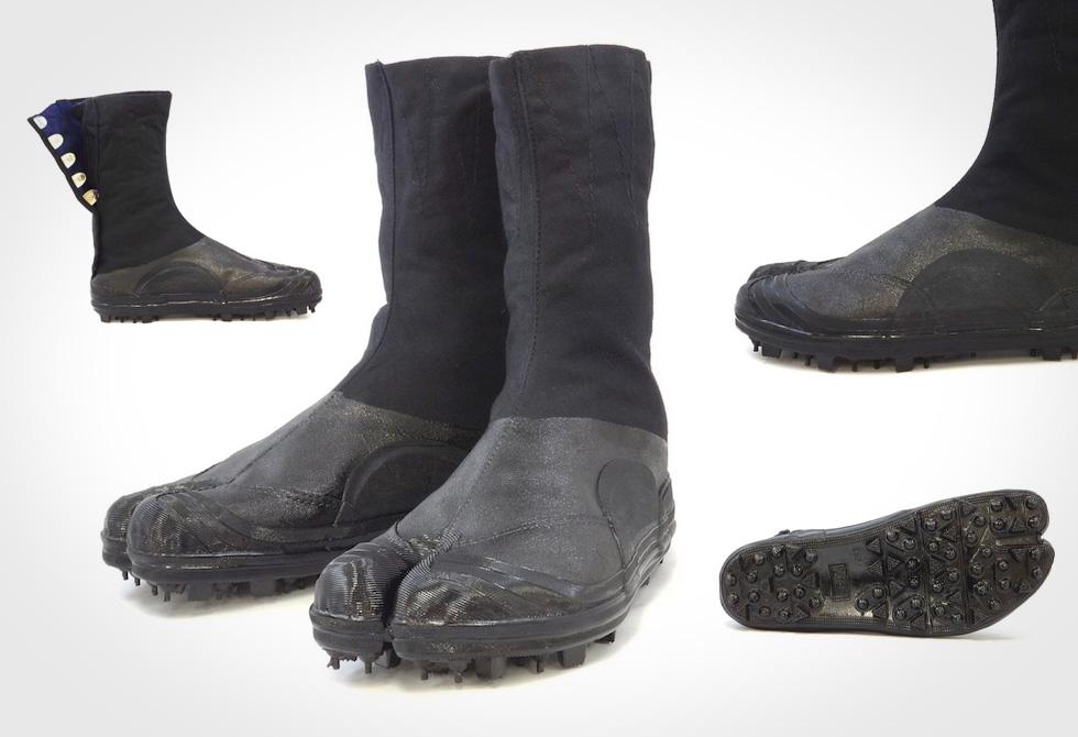 Jika-Tabi Rikio Spike Boot - LumberJac