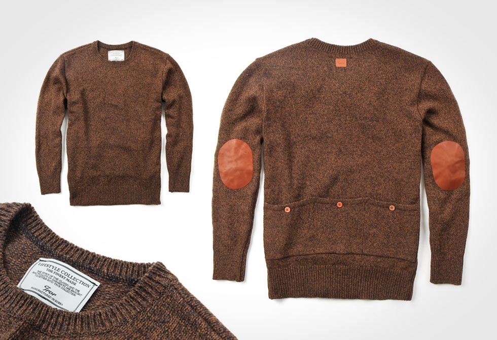 TRVR Sweater - LumberJac