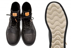 Adidas x Tom Dixon Boot detail - LumberJac