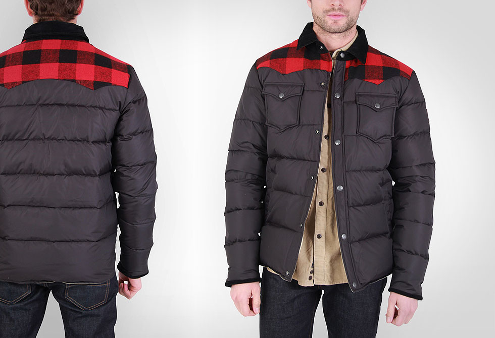 Penfield Rockford Jacket - LumberJac