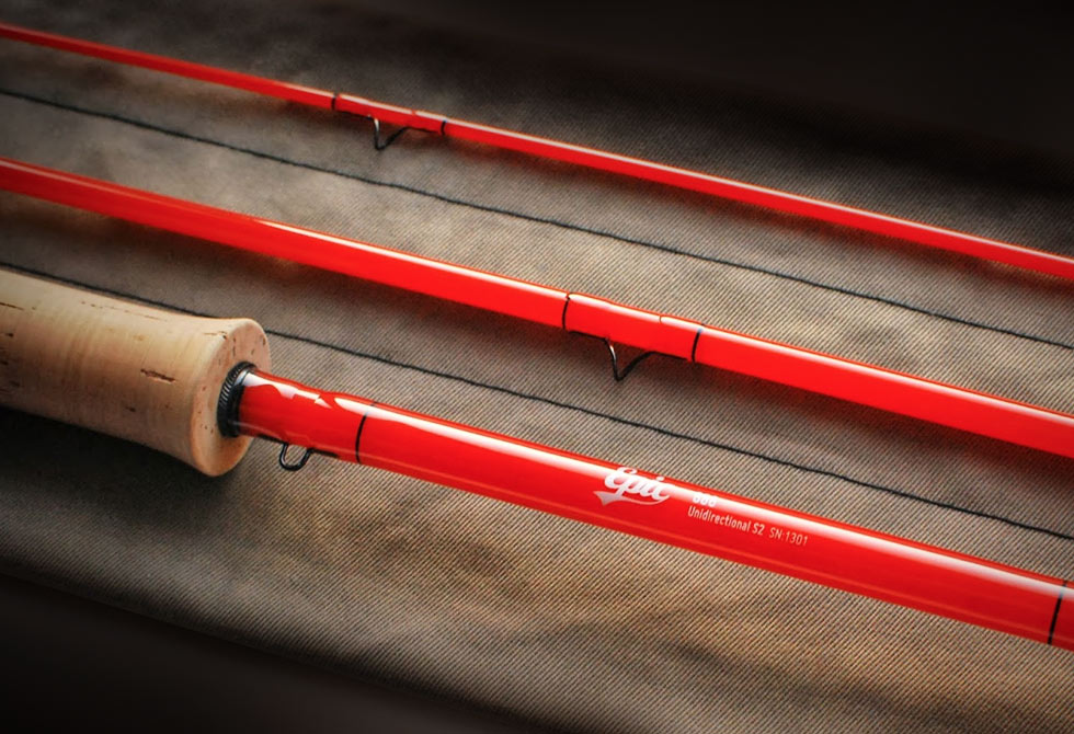 Tightloop spic fly rod - LumberJac