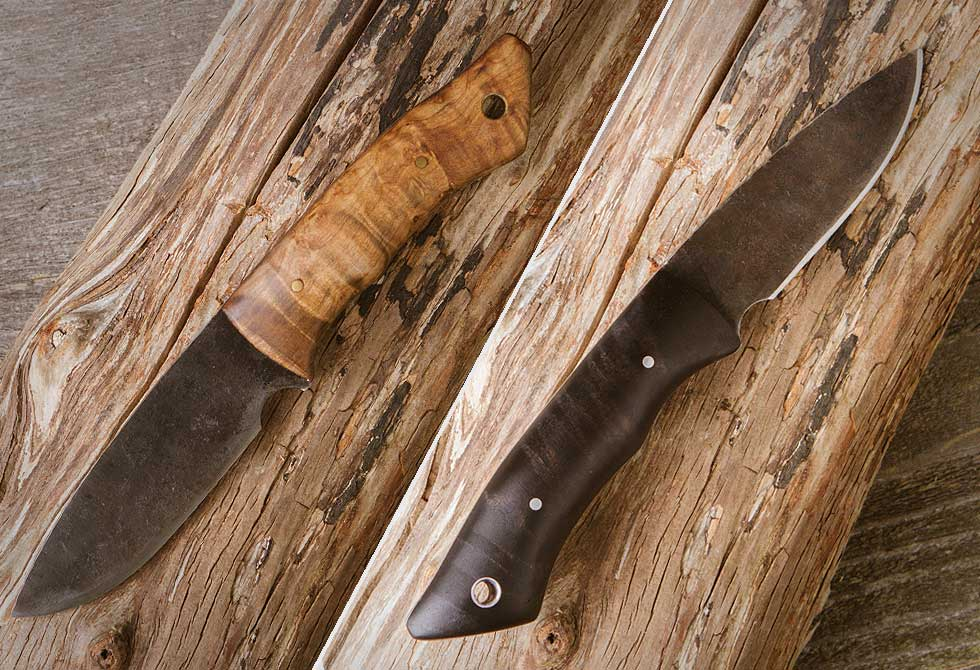 Bushcraft Knife by Hart and Pine - LumberJac