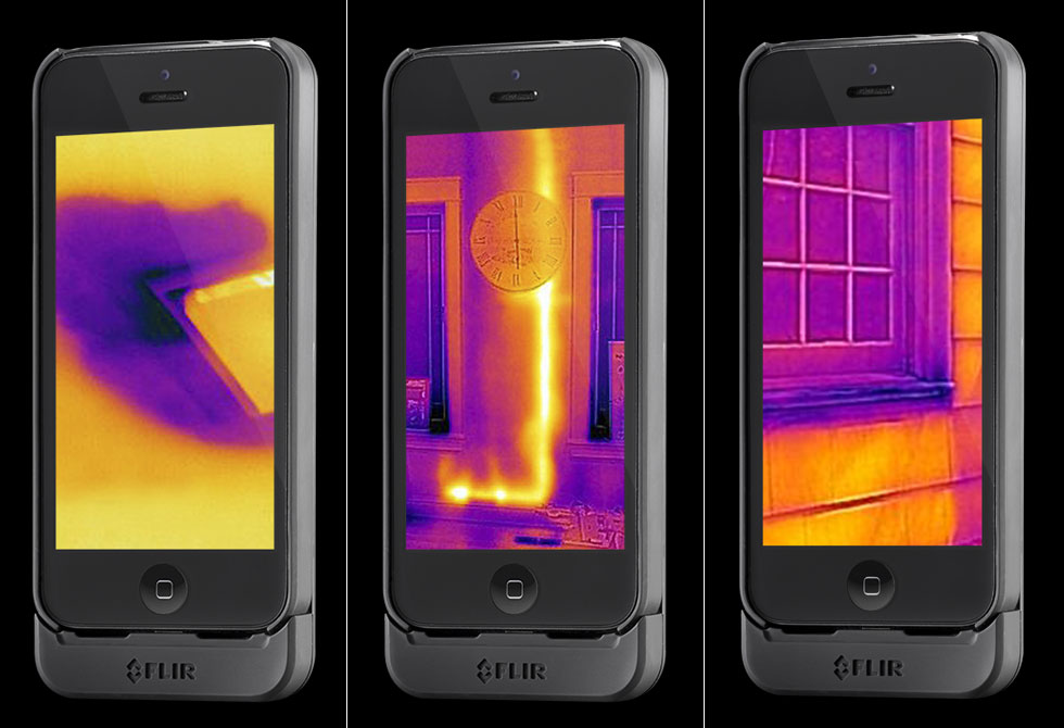 Flir One Thermal Image Device - LumberJac