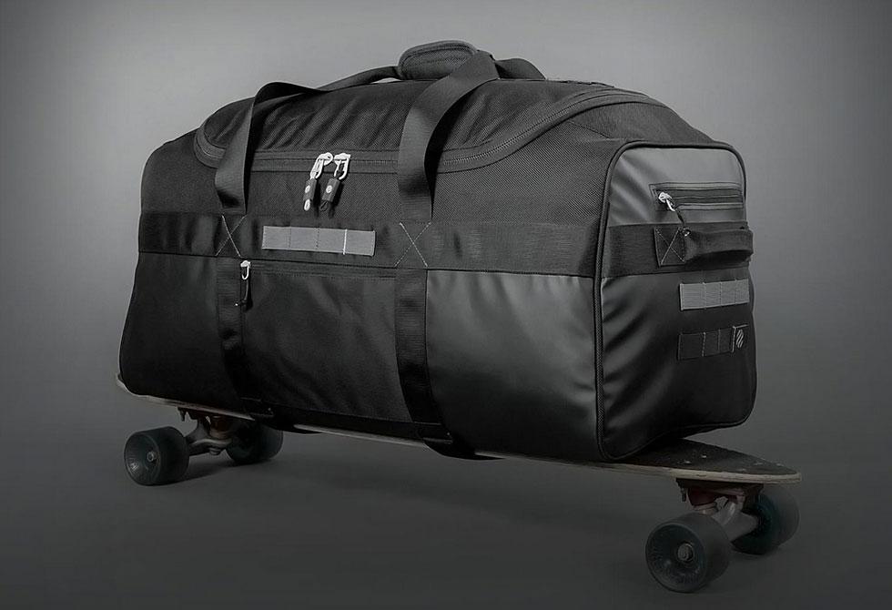 Monolith Duffle Bag - LumberJac