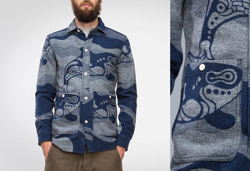 SEAWOLF Public Shirt - LumberJac