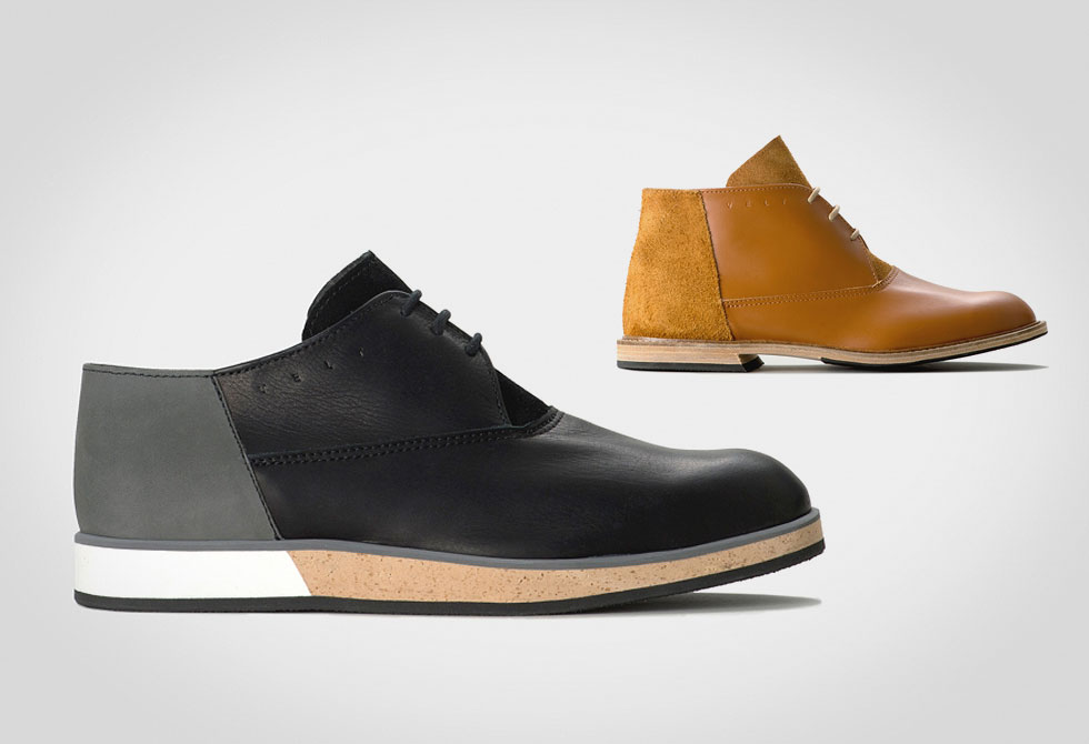 Velt Footwear - LumberJac