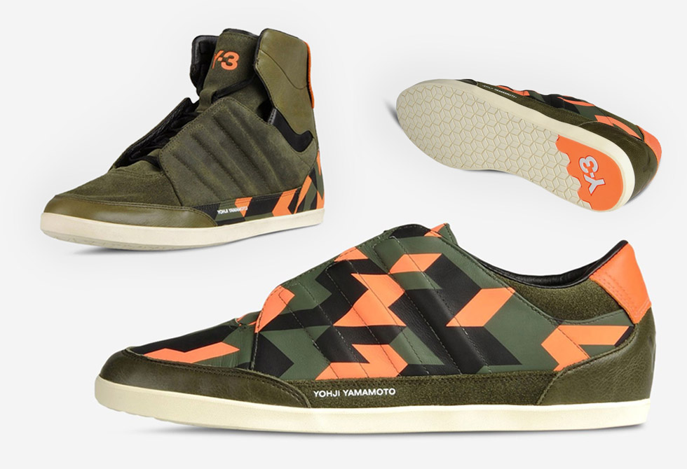Y-3 Shoe Collection - LumberJac