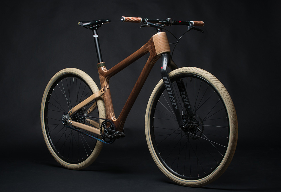 Analogone.one Bike - LumberJac
