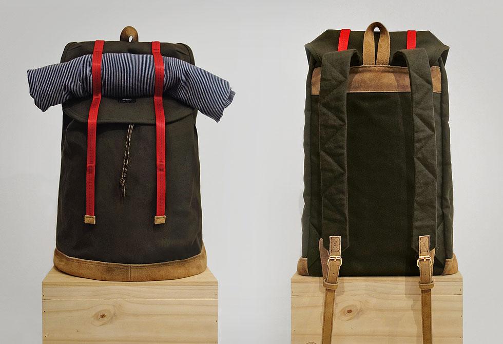 Bowoo Urban Hiker Backpack - LumberJac