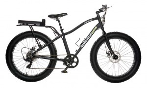Electric Element Fat Bike - Black by Surface604 - LumberJac