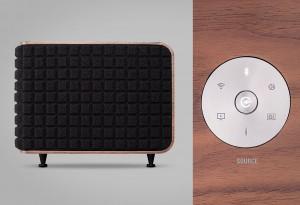JBL Wireless Authentics L16 Speaker detail - LumberJac