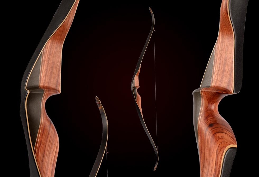 Kiowa Recurve Bow - LumberJac
