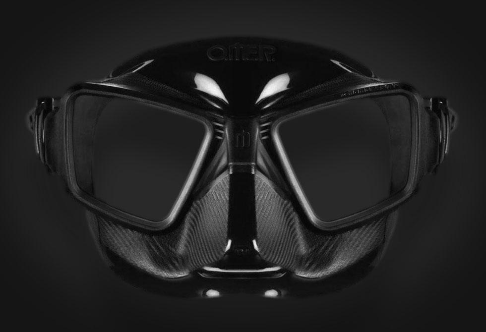 Omer Zero 3 Mask - LumberJac