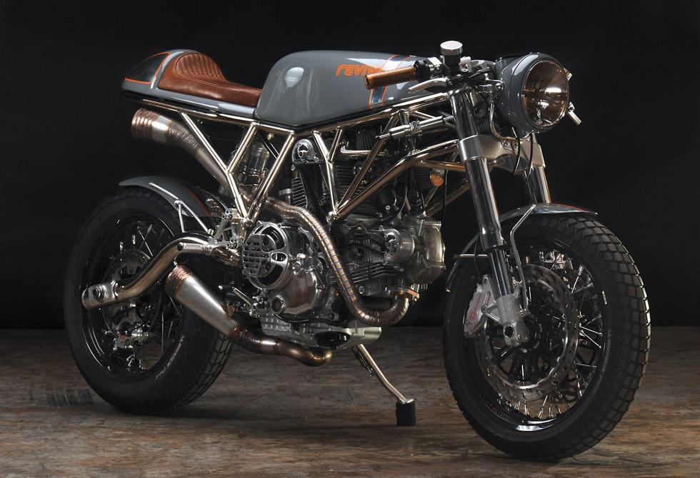 PYRO Ducati Sport Classic - LumberJac