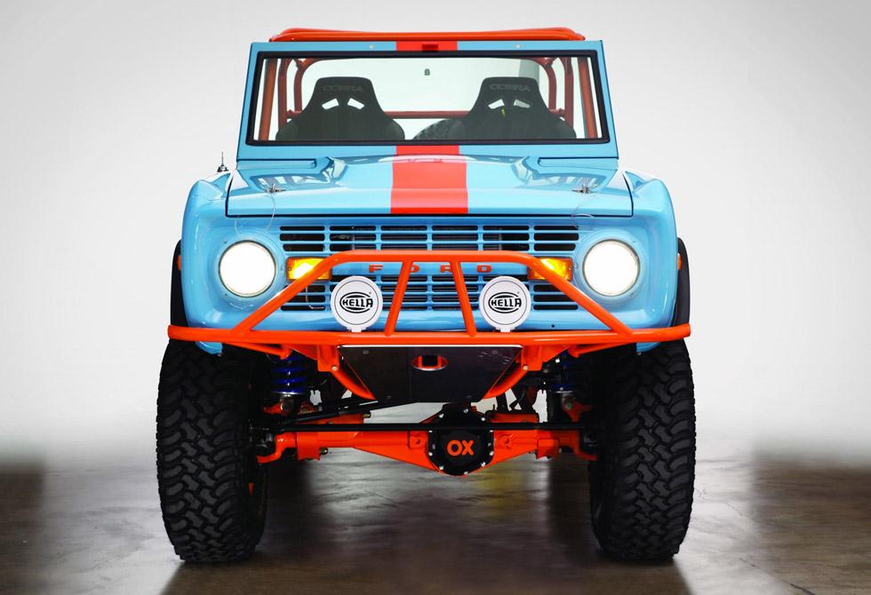 66 Bronco Heritage - LumberJac