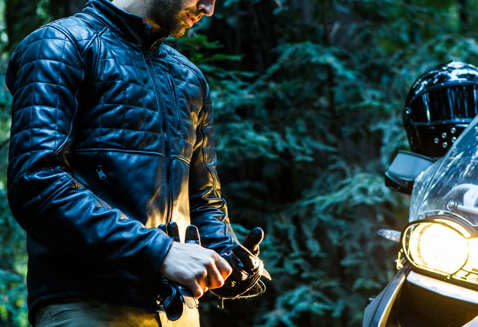 Aether Eclipse Motorcycle Jacket - LumberJac