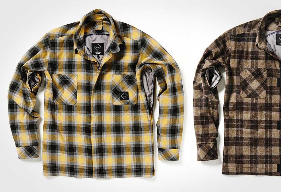 Axe 2 Kevlar Shirt - LumberJac