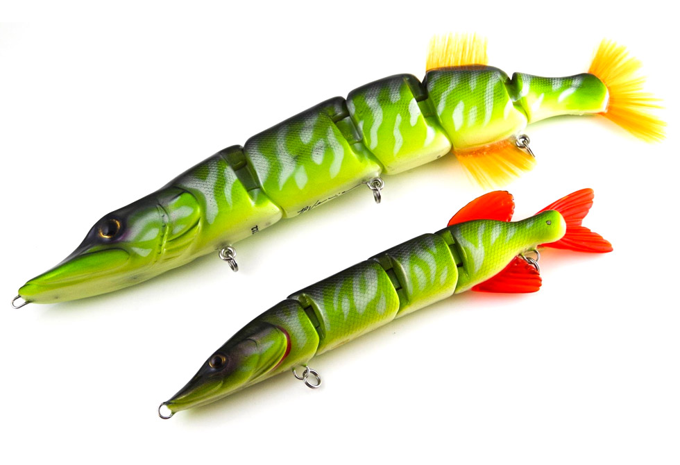 Esox Junior - LumberJac
