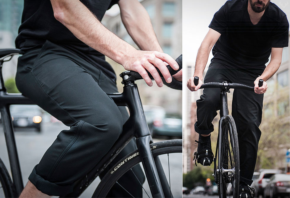 Folsom Urban Cycling Shorts and Pants by Chrome - LumberJac