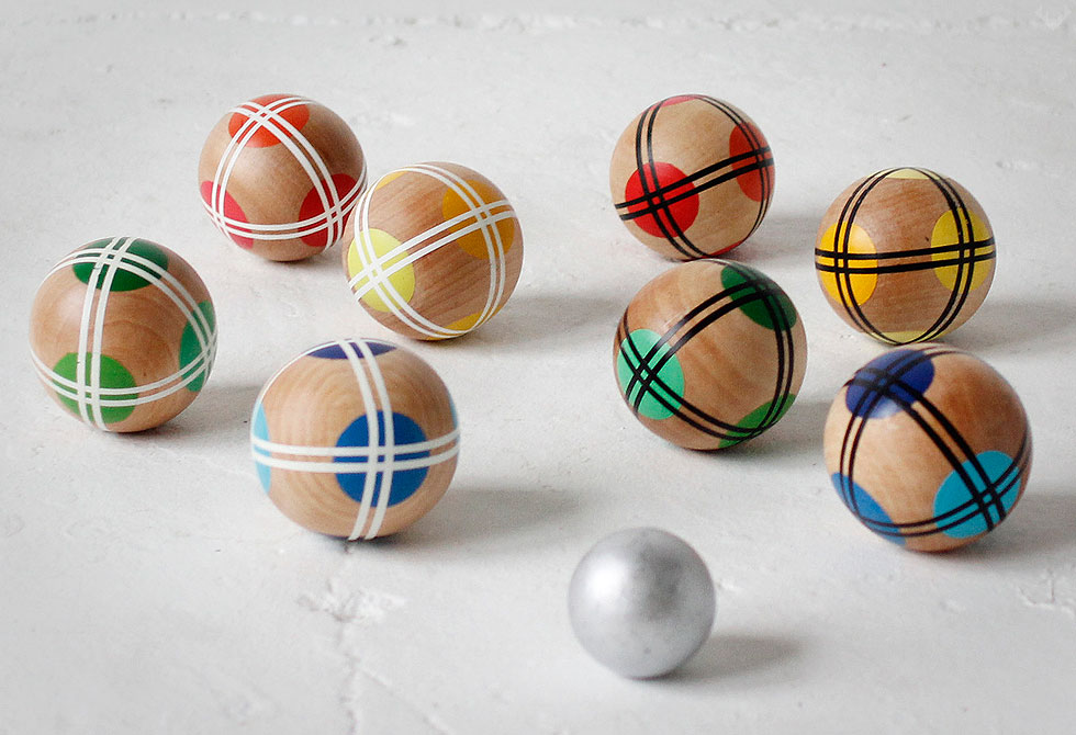 Bocce Set by Fredericks & Mae - LumberJac