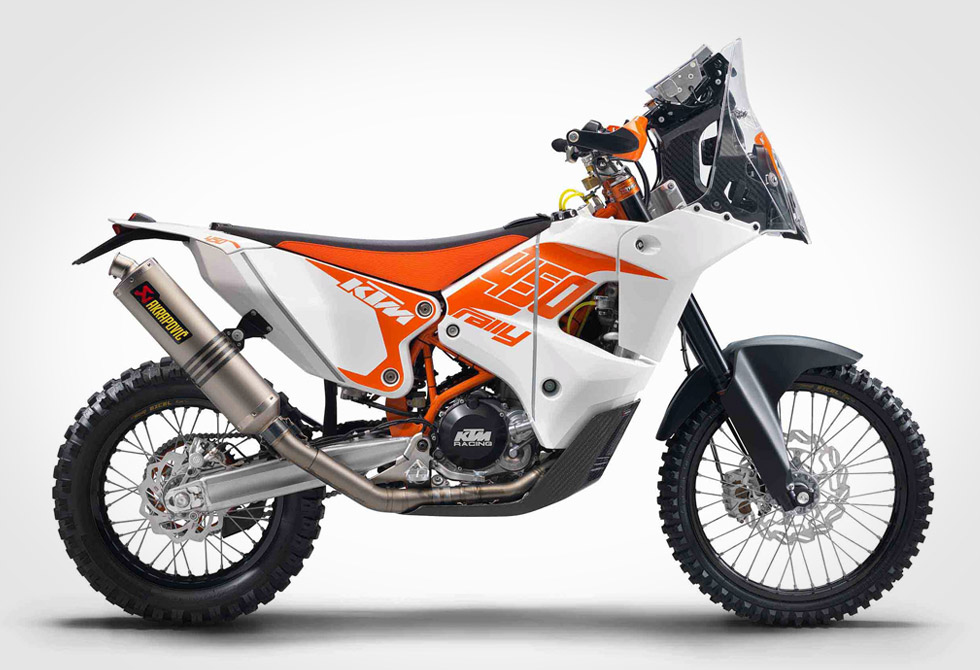 KTM 450 Rally Replica Bike - LumberJac