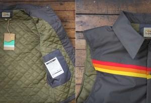 Sport Vest Detail by Owner Operator - LumberJac