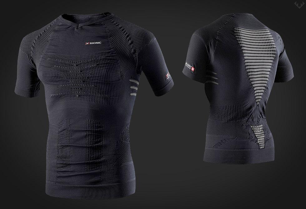 X-Bionic Trekking Shirt - LumberJac