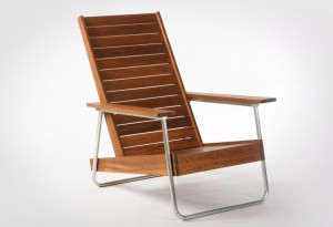 Belmont Chair Bare - LumberJac