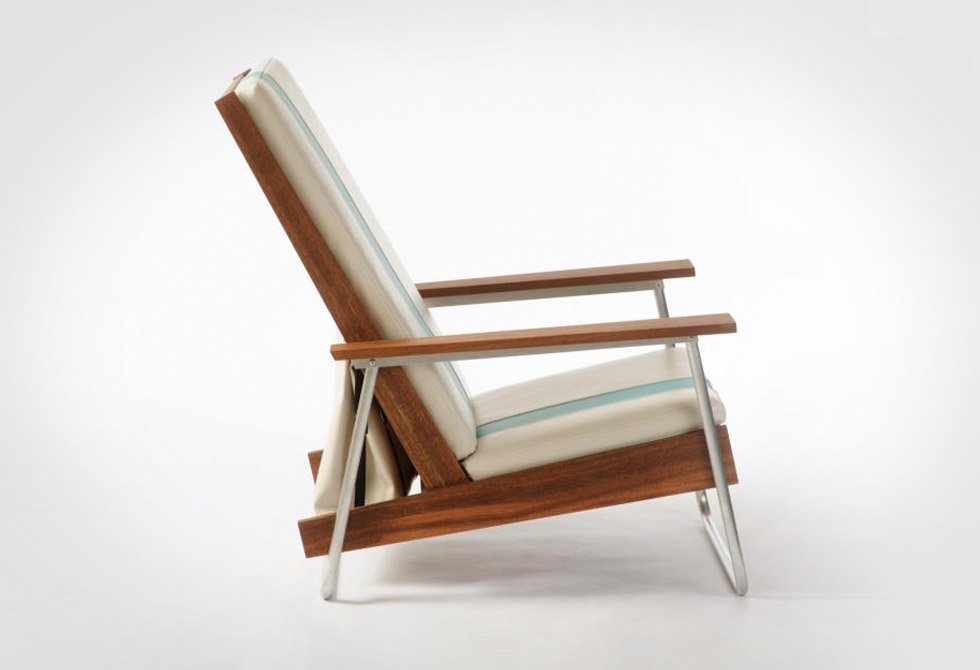 Belmont Chair Side - LumberJac