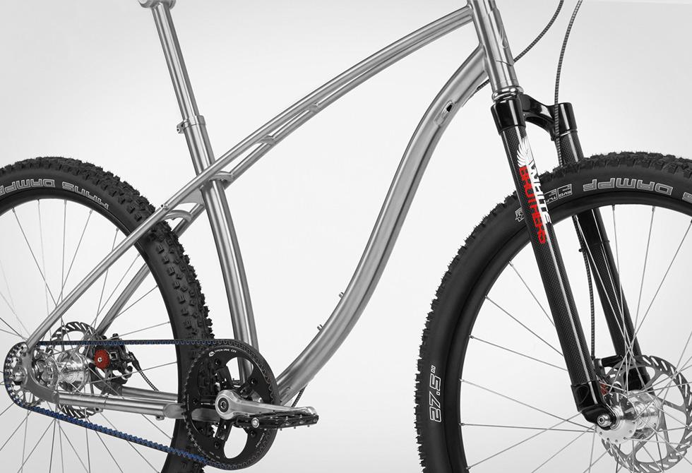 Budnitz MTN Bike - LumberJac