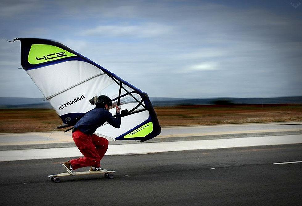 Kitewing_longboard - LumberJac