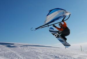 Kitewing_snowboard - LumberJac