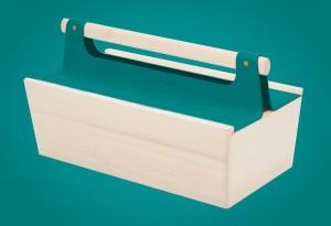 <b>Louisette Tool Box</b>