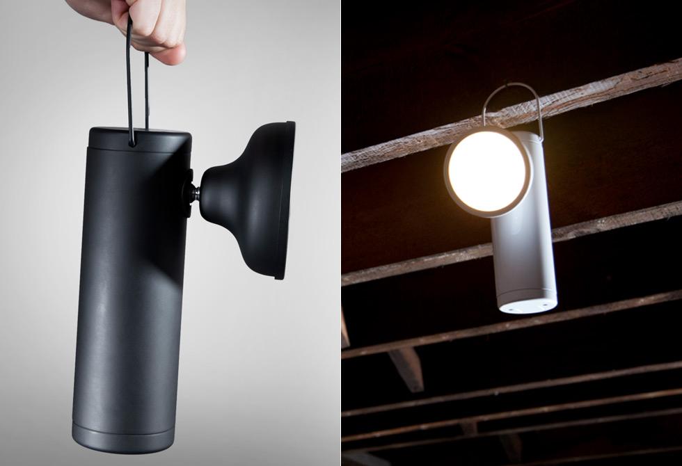 M Lamp - LumberJac