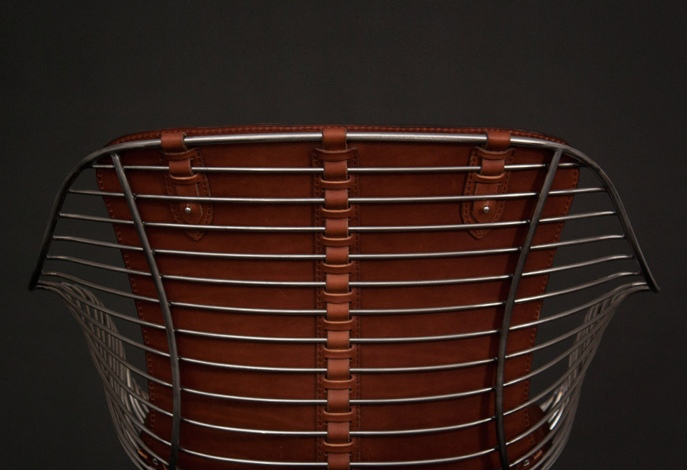 O&D Wire Furniture Detail - LumberJac